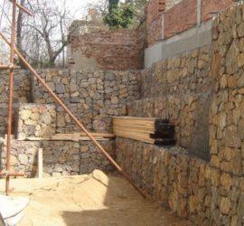 Подпорна стена